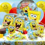 SpongeBob SquarePants Party Theme