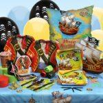 Buried Treasure Pirate Birthday Party
