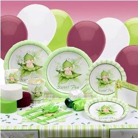 Sweet Pea Baby Shower Pack