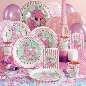 Pink Poodle Theme Party