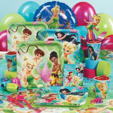 Tinkerbell Birthday Cakes on Tinkerbell Peter Pan Birthday Party Boy Girl   Kootation Com