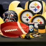 Pittsburgh Steelers party kit