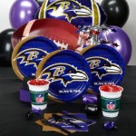 Baltimore Ravens Party Pack