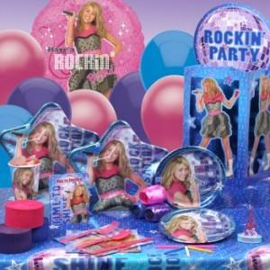 Hannah Montana Rockin' party