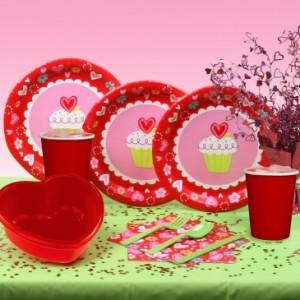 Valentine's Day party kit