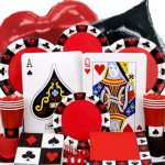 Alice in Wonderland Queen of Hearts party