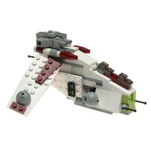 Star Wars lego mini set Republic Gunship