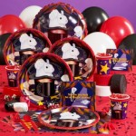 magic theme birthday party supplies
