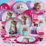 Glamour Cats Party Theme