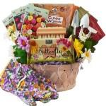 Sweet Garden gift basket