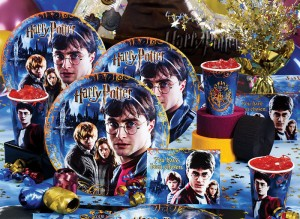 Harry Potter and the Deathly Hallows party supplies