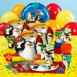 Penguin Party Theme