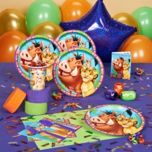lion king party supplies