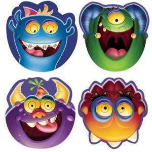 Monster Mania masks