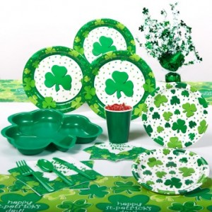 St. Patrick's Day party theme