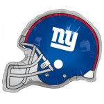 New York Giants Football Party Ideas