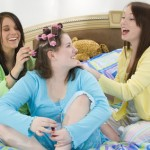 teen makeover party