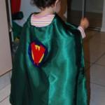 Baby Wonder Pet cape