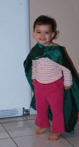 Wonder Baby to the Rescue!