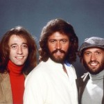 bee gees 70's disco party theme