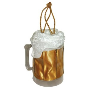 Halloween beer bag purse