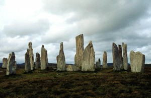 Callanishhi stone circle