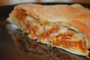 calzones for your new york giants football party