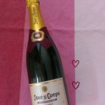 Pairing Valentines Day Dinner With Champagne