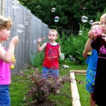 It's Spring! Tips for Hosting Your Child's Party Outdoors