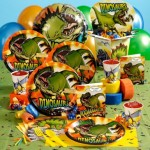 Prehistoric Theme Birthday Party