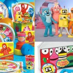 Yo Gabba Gabba! Birthday Party Ideas