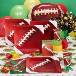 football party theme ideas