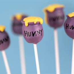 hunny pot lollipop winnie the pooh
