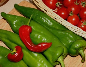 Hot pepper recipes