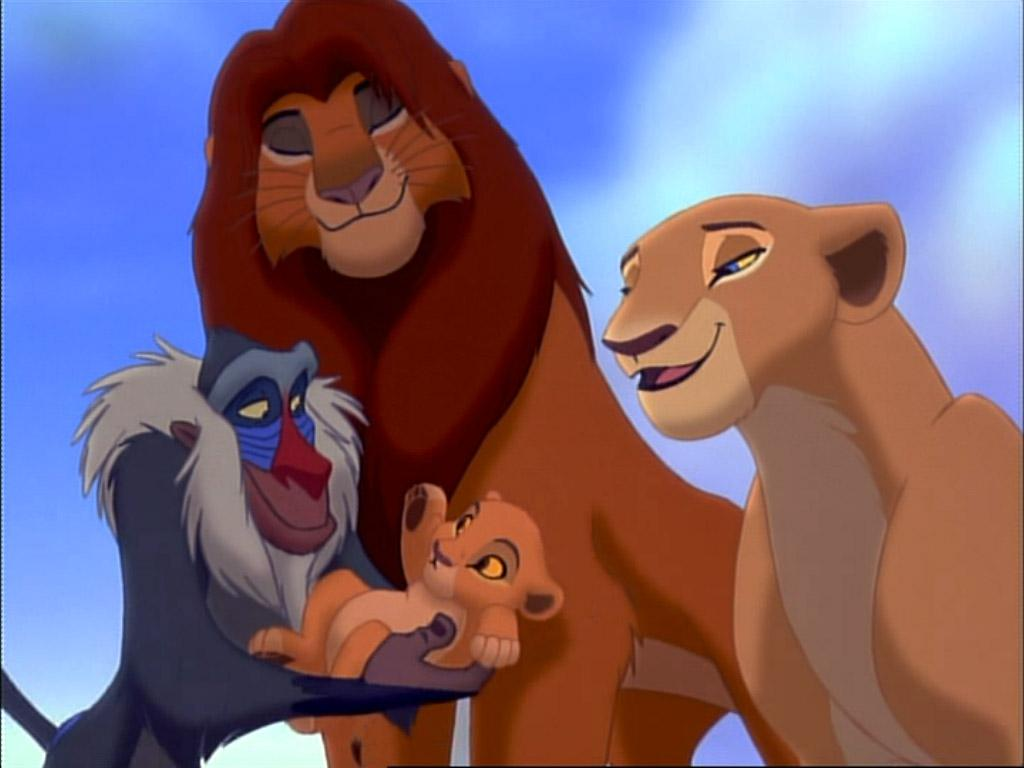 lion king party ideas