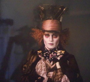 The Mad Hatter, from Alice in Wonderland
