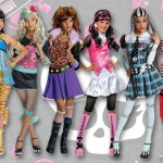 School's in Session with Monster High Costumes