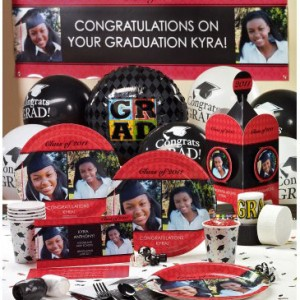 personalized grad party themes