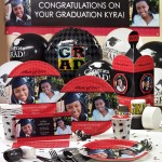Personalized Graduation Supplies