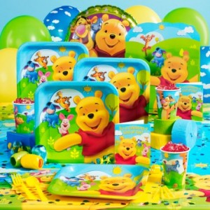 Winnie the Pooh Birthday Party Ideas - Themeaparty