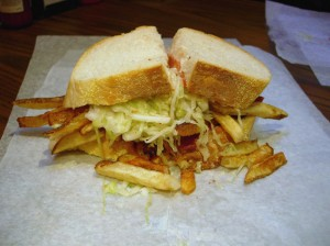 Primanti Brothers Sandwich