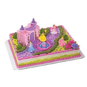 Cake Decoration Disney Princess : Cool Cake Toppers for Disney Themed Parties - Themeaparty