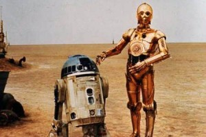 c3po and r2d2 party
