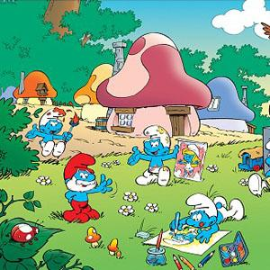 The Smurfs Cartoon