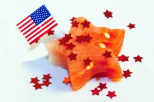 star shaped watermelon