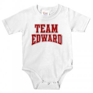 Twilight baby diaper shirt