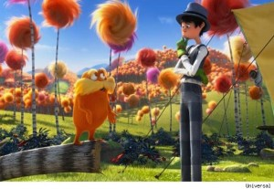 the lorax forest