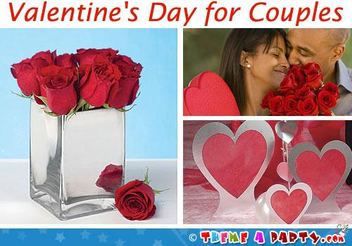 Valentine 39 s day party ideas for couples themeaparty for Valentine day ideas for couples