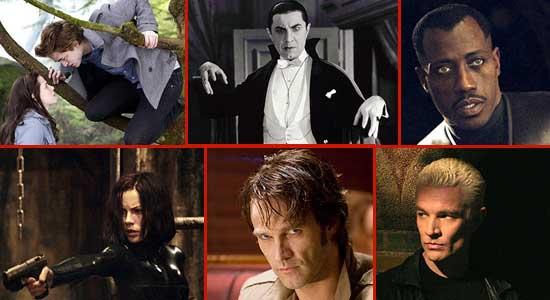 vampire characters