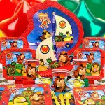 Wonder Pets Theme Party